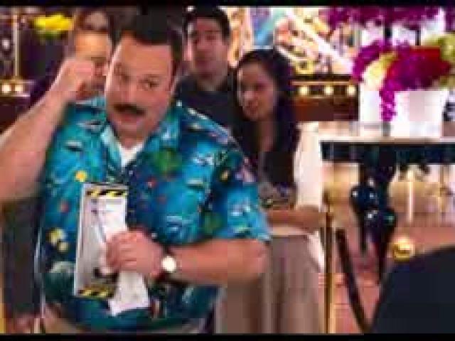 Paul Blart- Mall Cop 2 Official Trailer #2 (2015) - Kevin James