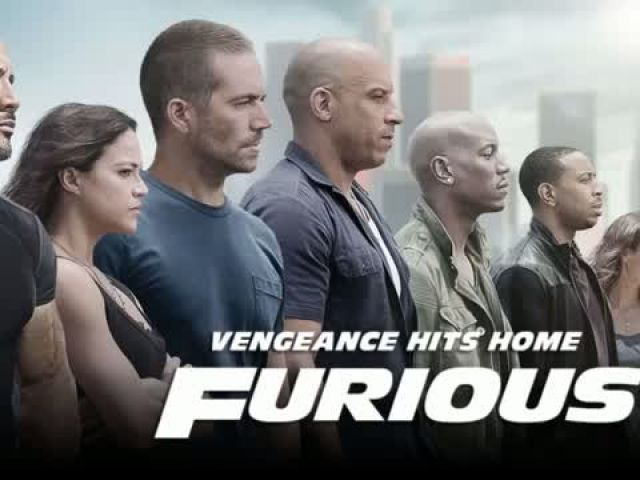 Fast and Furious 7 Soundtrack - GDFR