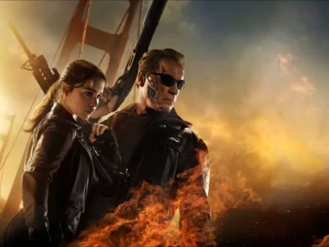 Terminator Genisys OST-12 It's Really Me