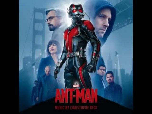 Ant Man Soundtrack - First Mission