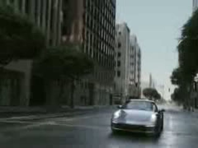 Need For Speed Most Wanted Live Action TV Ad