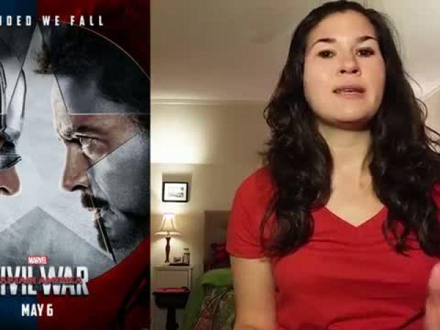 Reaction Review For Civil War Trailer
