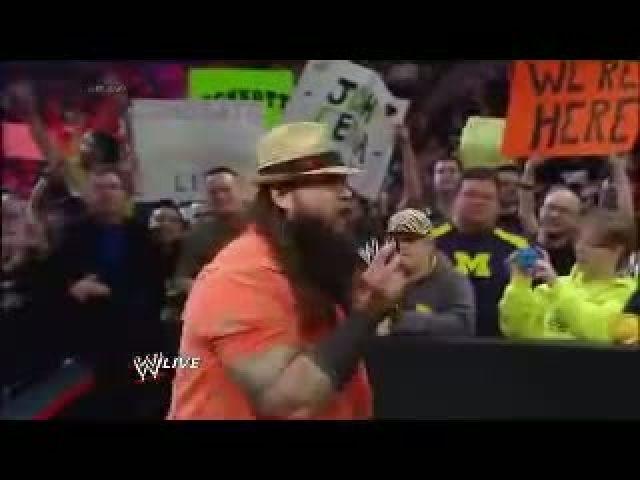 Undertaker Helps John Cena from Wyatt Family
