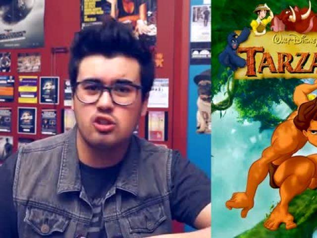 The Legend of Tarzan Official Trailer Reaction