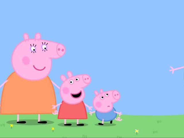 Peppa Pig Camping Holiday