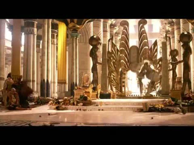 GODS OF EGYPT Official International Trailer (2016) Fantasy Action Movie HD