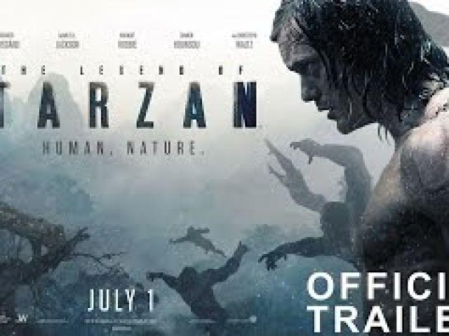 THE LEGEND OF TARZAN Official Trailer 2