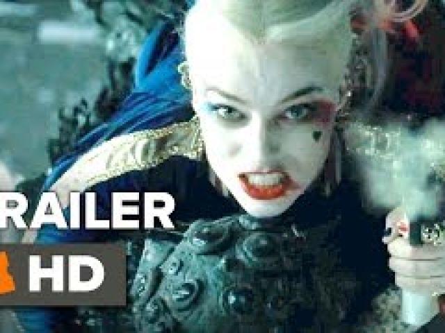 Suicide Squad Official Trailer #2