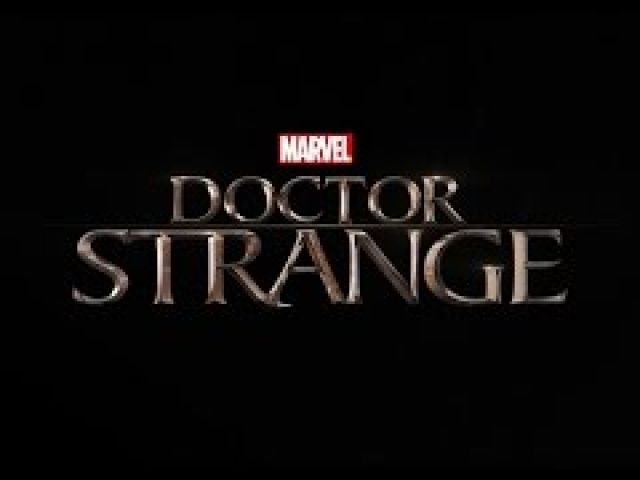 Marvel's Doctor Strange Teaser Trailer