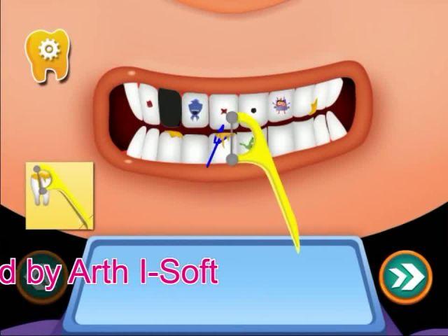 Bad Teeth Doctor - Kids Game