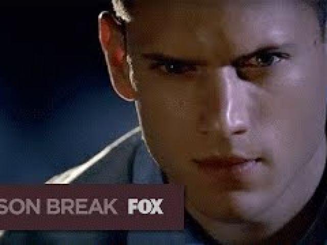 PRISON BREAK Official Trailer