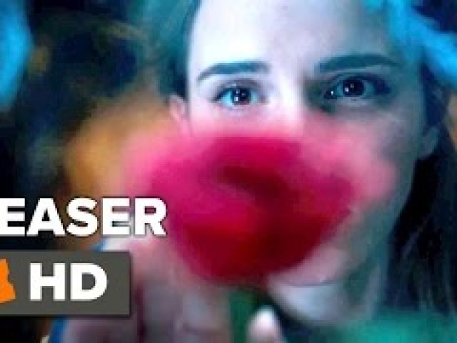 Beauty and the Beast Official Teaser Trailer