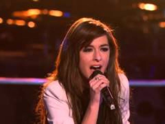 Christina Grimmie vs Sam Behymer - Counting Stars (The Voice Highlight)