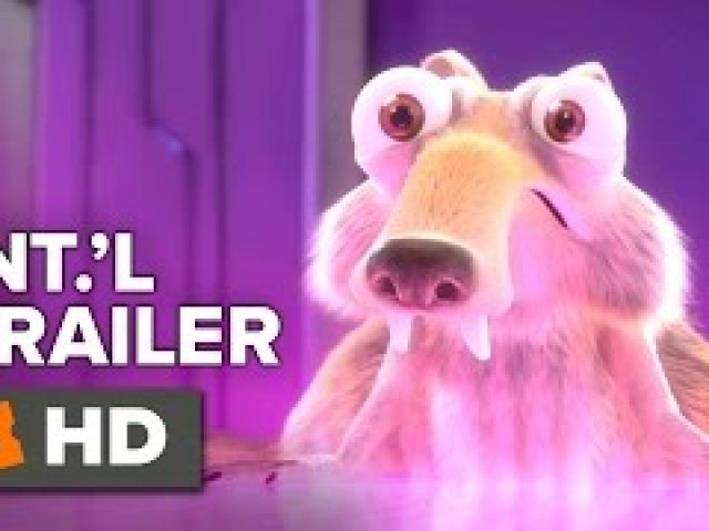 Ice Age: Collision Course Trailer