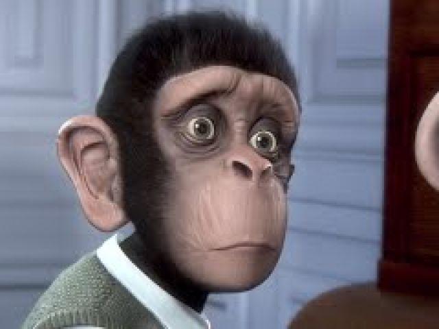3D Animation Short Film: Monkey Symphony