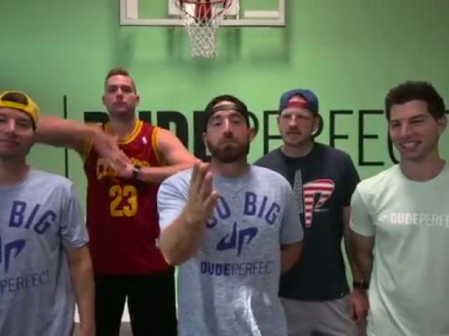 Dried Perfect - Dude Perfect