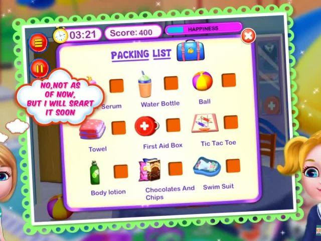 Baby Emma Preschool Picnic - Baby's Preschool Picnic Games By Gameiva