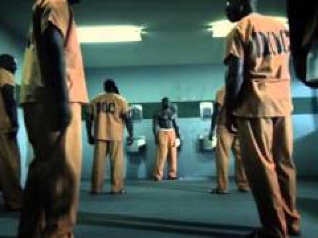 Blood And Bone: Prison Fight Scene