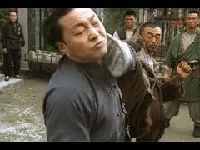 Best fight scenes of IP MAN ! (Donnie Yen)
