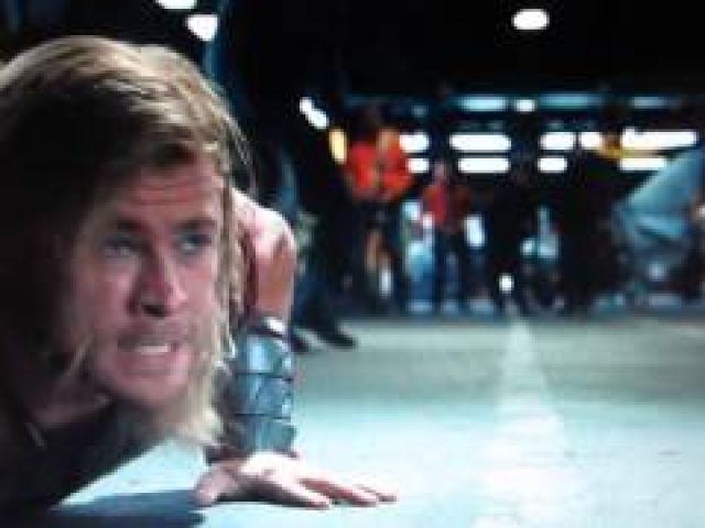 Hulk vs Thor - The Avengers Movie Fight Scene
