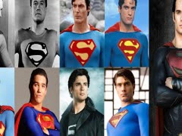 Superman Actors: 1948