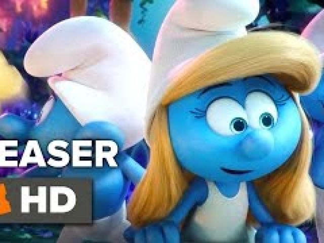 Smurfs: The Lost Village Official International Trailer Teaser