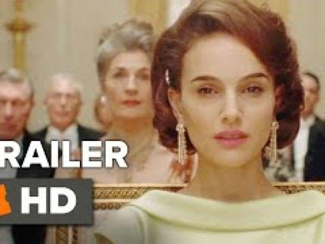 Jackie Movie Trailer