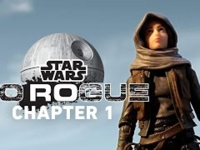 Star Wars Go Rogue Chapter 1