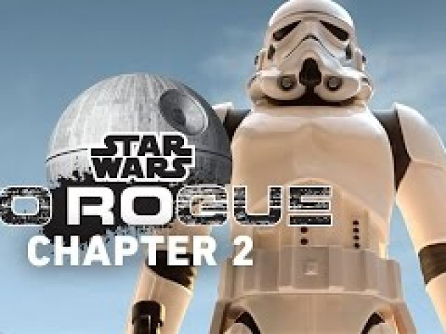 Star Wars Go Rogue Chapter 2
