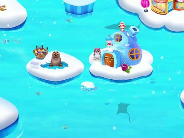 Baby Emma's Polar Adventure - Sweet Baby Girl Games By Gameiva