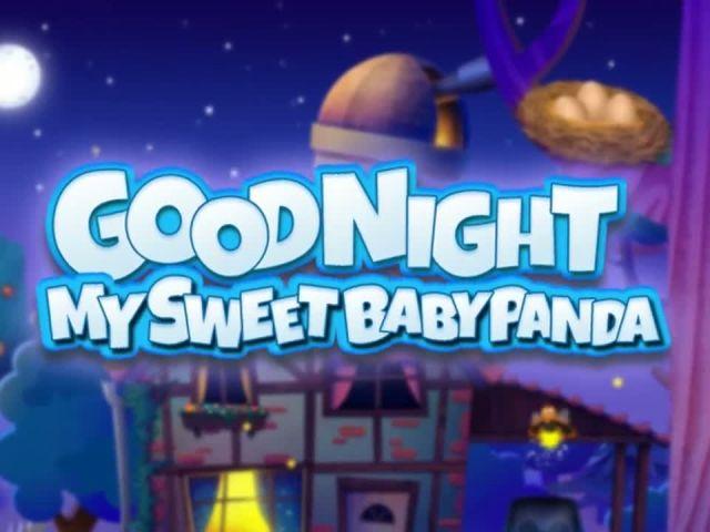 GoodNight My Sweet Baby Panda - Sweet Baby Panda Games By Gameiva
