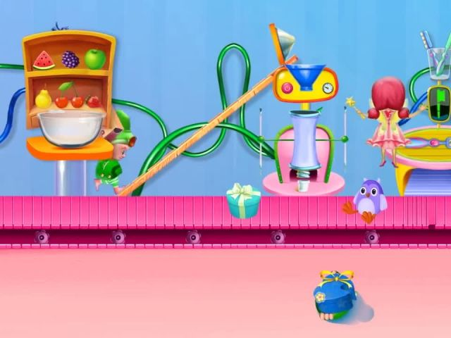 Little Tooth Fairy Adventure - Fairy Kids Games By Gameiva
