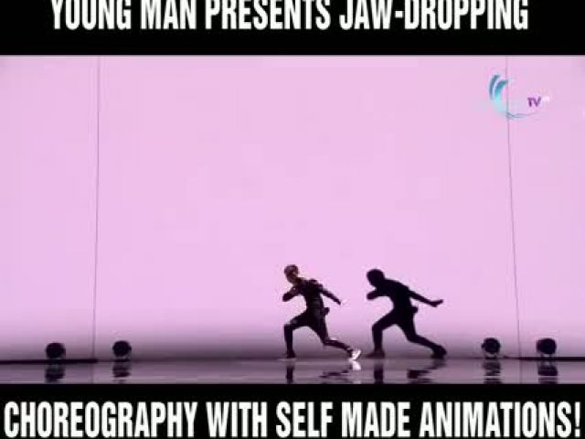 Jaw-dropping Choreography With Self-made Animations