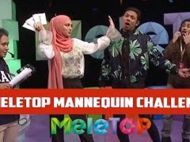 Mannequin Challenge #MeleTOP!