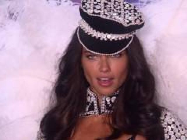Adriana Lima's Road to the Runway (The 2016 Victoria's Secret Fashion Show)