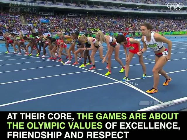 Why Olympics is one of the most respected global events