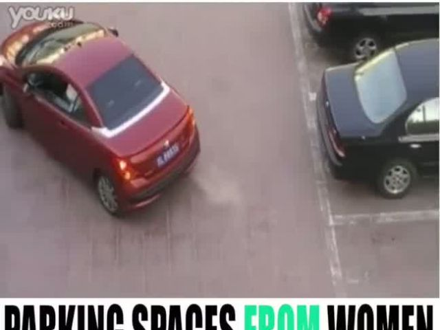This is why women shouldn't be allowed to drive