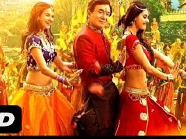 Kung Fu Yoga Movie Official Trailer