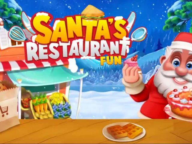 Santa's Restaurant Fun - Santa's Restaurant Games By Gameiva