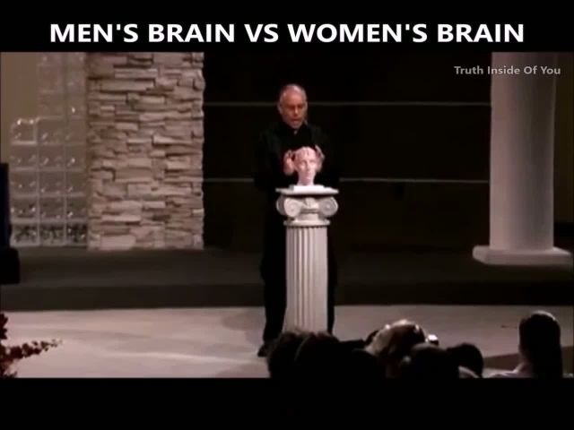 How women and men think!