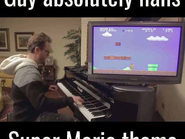 Best Super Mario player