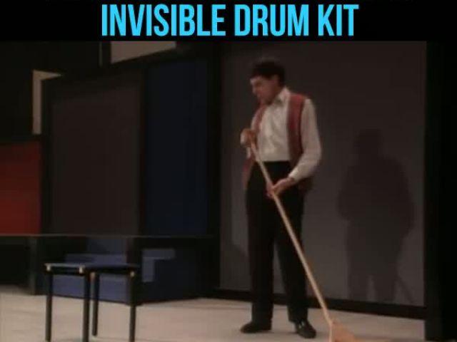 Unseen Mr. Bean Video