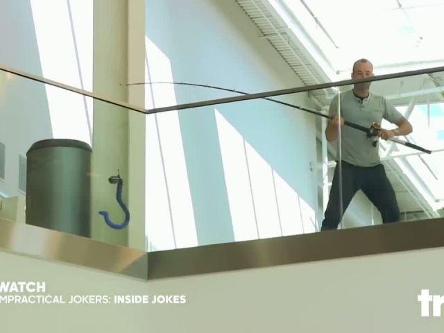 Impractical Jokers - Inside Jokes - The Jokers Go Fishing