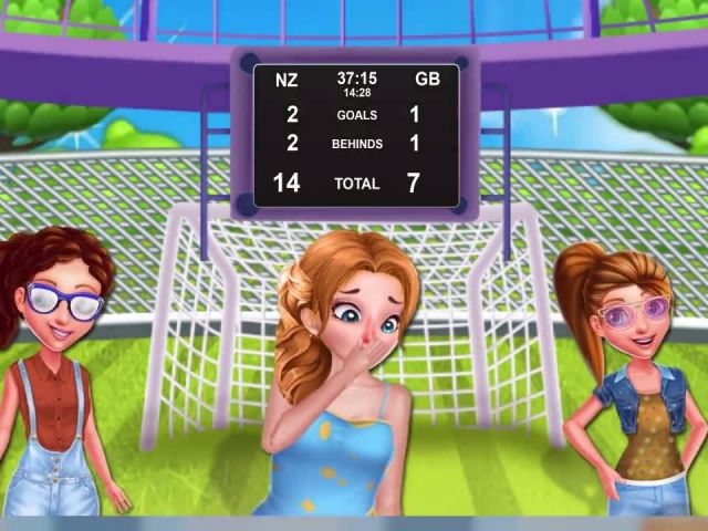 High School Love Affair - School Affair Games by Gameiva