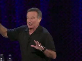 Robin Williams (Weapons of Self Destruction) - 10 years