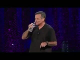 Robin Williams on Alcoholics