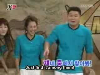 Jae Joong vs Chang Min (Xman #69 Dangyunhaji)