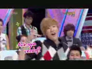 Kevin (U-Kiss) Girl Dance Cut