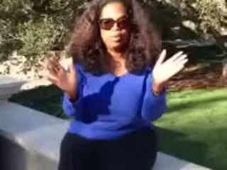 Oprah ice bucket challenge