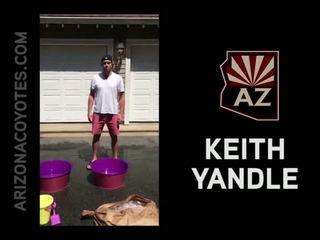 Paul Bissonnette ALS Ice Bucket Challenge
